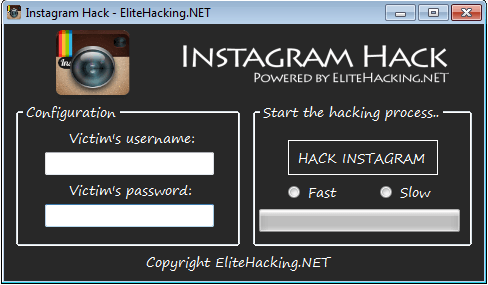 Instagram Hack – How to Hack Instagram – EliteHacking NET